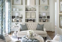 Hamptons style / Coastal living