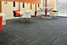Carpet Tiles / Carpet tiles have been here for over 50 years and were originally created for homes as a hard wearing alternative to traditional broadloom carpet.