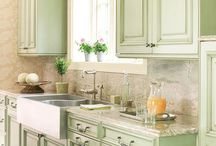 Kitchen Ideas / by Stephanie Bernaba