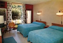 VINTAGE / Vintage bedrooms