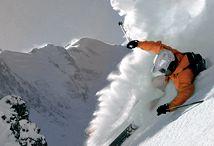 Inspiring ski photos