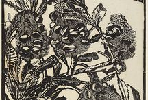 Australian and New Zealander Printmakers