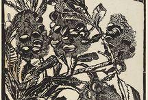 Australian and New Zealander Printmakers