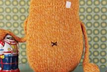 Knitting / by Melissa Speegle