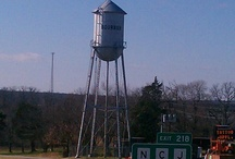 Water Towers / by Vicki Phelps