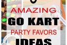 Brylee's Go Kart Party
