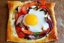 Яйца-пашот / Завтрак