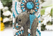 Cell phone cases / by Elise Rill