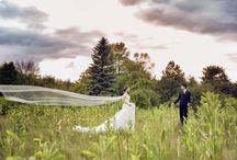 Beautiful Landscape Ideas For Your Wedding / Check out some of these nature shots; scenery adds just the right amount of serenity and poise to your phots ~ focus productions.ca