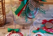 Xmas gift wrap idea