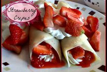 Desserts / by Jeanine Egbert