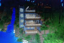 minecraft tarafından / My favorite video game! Some building ideas and idea for my brothers bedroom/Too cool for you