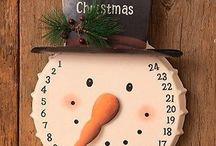 Noël-Xmas  Craft