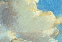 Painting (clouds)