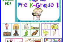 Printable Educational Games and Activities / *