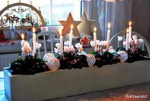 Christmas ideas... / Christmas decor DIY ideas.