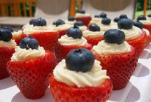 Patriotic Recipes / by Joy! 102.5