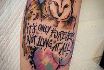 labyrinth tattoos