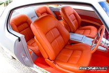 interior  c10 chevy