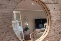 DIY Mirrors | Decorative Mirrors / DIY Mirrors