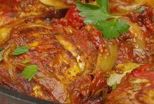 Curry and spicy food