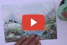 Encaustic Paintings/Artwork