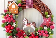 dekoracie vianocne