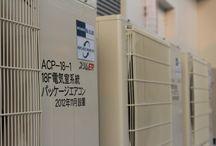 S病院新築工事 / カッティングシール
