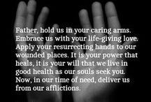 for healing