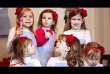Little Girl's Birthday Party / by Ann Garry