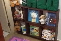 Projetos de Decoração / Decoração e inspiração para o quarto do bebê ou da crianças. Inspire-se
