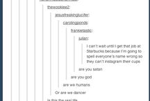 tumblr posts / Because we all wish we had this kind of humor