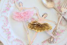 Doce princesas bailarinas