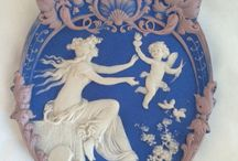 Wedgewood, Japserware / by Amy Jo