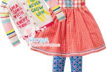 """R. Pusteblume ♥ Kombinationen  / Wir haben für euch tolle Kombinationen zusammengestellt und per Foto festgehalten! Man kann festliche Mädchenkleider gekonnt mit anderen Kleidungsstücken von Oiliy oder anderen Labels kombinieren;-) Oilily Kindermode ist schon etwas sehr """"Besonderes"""".... Kombiniert die Mode von der Rosa Pusteblume gekonnt ;-)"""