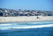 LOS ANGELES - Manhattan beach