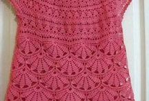 abanicos blusa