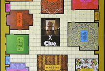 Roman Cluedo Ideas / Ideas for creating a Cluedo board with the theme of Roman Houses