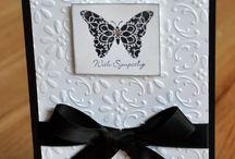 Paper Crafts and Card Making / Ideas for greeting cards and neat things to do with paper. / by Lydia Stevenson