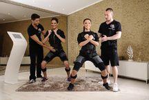 Fit&Go Studios / Cele mai elegante studiouri de fitness personalizat! Cu antrenor personal si tehnologia XBody in doar 20 de minute poti avea corpul mult visat! Suna la 0737.000.000 pentru programare!