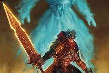RPG Fantasy - Mecanóides e Forjados de Guerra
