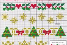 christmas crosstitch