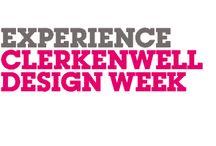 CLERKENWELL DESIGN WEEK / The must see design festival in London