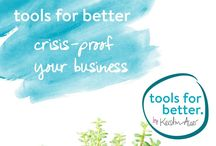 tools for better / run your business on your terms - with stellar self-care, better boundaries, and more mindfulness