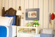 Interior Design Ideas for Boys' Rooms