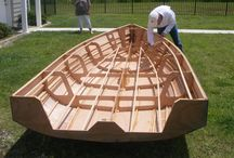Boats building