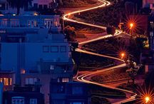San Francisco Night Tours / Experience the bright lights of San Francisco with San Francisco Tours.