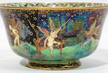 fairyland lusterware