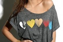 T-shirt Love Style Board
