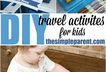 Busy bags/travel activities